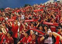 Bóng đá Thái Lan tìm ảnh hưởng ở Đông Nam Á