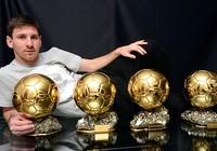 Messi ưu thế đoạt Quả bóng vàng lần thứ năm