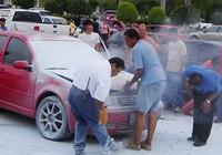 Các nước quy định thế nào về bình chữa cháy trên xe ô tô