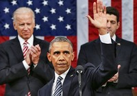 Năm điểm chính trong thông điệp liên bang của Obama