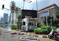 Bảy tên khủng bố tấn công Jakarta