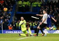 Chelsea - Everton (3-3): Trận thứ 700 của Terry