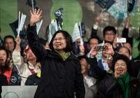 Nữ lãnh đạo đầu tiên của Đài Loan