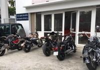 Cảnh giác tội phạm nước ngoài xâm nhập vào câu lạc bộ mô tô