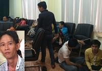60 cảnh sát phá sòng tài xỉu trong khách sạn