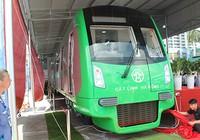 Tàu điện Cát Linh - Hà Đông không sử dụng tiếng Trung