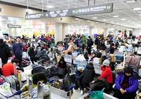 Thời tiết đỡ lạnh hơn ở Hàn Quốc, Trung Quốc