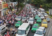 'Giải cứu' kẹt xe sân bay Tân Sơn Nhất