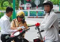 Năm trường hợp CSGT được dừng phương tiện