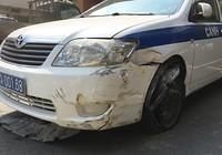 Sẽ khởi tố nghi can trộm xe đặc chủng CSGT