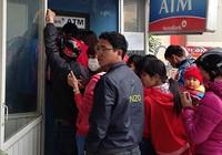 Lại lo ATM 'nghỉ tết' sớm