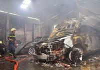 Xe cháy trong garage, đòi bảo hiểm thế nào?