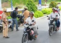 Cảnh sát giao thông trưng dụng tài sản: Chưa phù hợp luật!