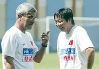 Bóng đá Việt Nam: Mệt mỏi tìm thầy