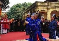 Lễ khai ấn lần đầu tiên được tổ chức tại Hà Nội