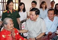 Bí thư Đinh La Thăng: 'Vì dân hành động, không nói nhiều'