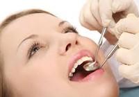 Xịt rửa răng bằng thiết bị đầy vi khuẩn