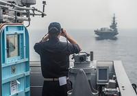 Hải quân bốn nước tuần tra biển Đông?
