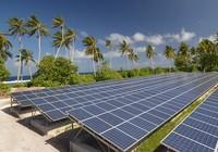 Dùng năng lượng mặt trời cho hệ thống chiếu sáng giao thông