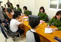 Thí điểm cấp căn cước công dân cho học sinh vào chiều thứ Bảy