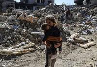Trẻ em Syria phải ăn thức ăn dành cho vật nuôi