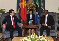 Việt Nam sẵn sàng chia sẻ kinh nghiệm với Tanzania