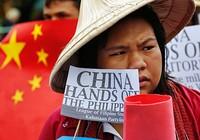 3/4 dân Philippines lo ngại Trung Quốc