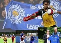 Cầu thủ Brunei gia nhập CLB Leicester City