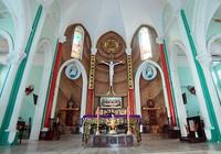 Nhà thờ cổ Sài Gòn - Bài 3: Những nhà thờ đậm chất người Hoa