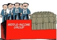 Việt Nam nguy cơ 'mắc kẹt' trong bẫy thu nhập trung bình