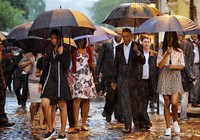 Tổng thống Obama dạo phố Havana