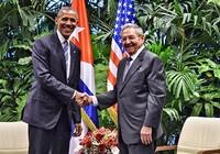 Tổng thống Obama mong muốn Quốc hội Mỹ dỡ bỏ cấm vận Cuba