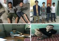 Ba băng trộm tại Bình Thạnh sa lưới