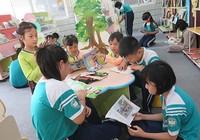 Tiết học đặc biệt tại Trường Tiểu học Nguyễn Văn Trỗi