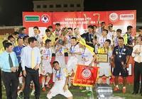 Hà Nội T&T vô địch giải U-19 quốc gia