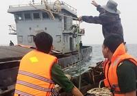 Cứu hộ thành công tàu gặp nạn tại khu vực đảo Cồn Cỏ