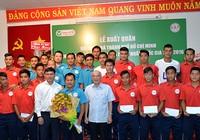 Bóng đá Sài Gòn hướng về mục tiêu lên hạng của CLB TP.HCM