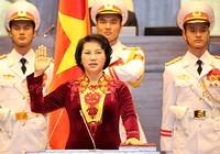 Lần đầu tiên, lãnh đạo nhà nước tuyên thệ