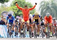 Tour of Thailand 2016: Nguyễn Thành Tâm chiến thắng chặng 2