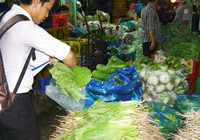 """Bí thư Đinh La Thăng """"tuyên chiến"""" với thực phẩm bẩn"""