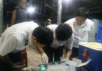 Lấy mẫu nước tiểu heo trên cả nước nhằm giám sát chất cấm