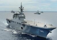 Tàu sân bay trực thăng Nhật sẽ đến Philippines