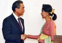 Trung Quốc tạo ảnh hưởng với Myanmar