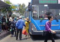 Sài Gòn sẽ hết xe buýt thải khói đen
