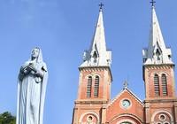 Nhà thờ cổ Sài Gòn - Bài 6: Phục hồi vẻ đẹp nguyên sơ nhà thờ Đức Bà