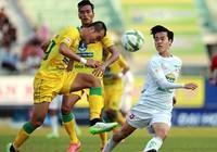 Vòng 5 Toyota V-League: Hải Phòng đè bẹp HA Gia Lai 4-2