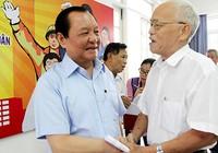 Nguyên Bí thư Thành ủy Lê Thanh Hải chia tay cử tri