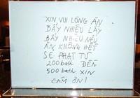 Người Việt xấu xí khi đi du lịch