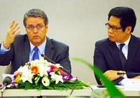 Tổng giám đốc WTO nói gì với doanh nghiệp Việt Nam ?