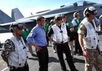 Tướng Trung Quốc ngang nhiên ra đảo nhân tạo